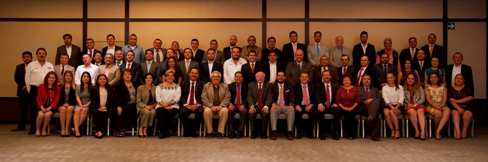 Reunión CNPR - UNC con el Doctor José Narro Robles, Secretario de Salud.