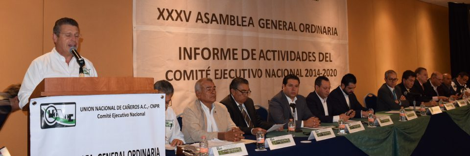 XXXV Asamblea General Ordinaria de la UNC