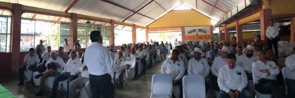 Seminario de Capacitación Regional en Central Progreso