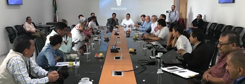 Oportunidad de colaboración entre la UNC- CNPR y el Centro Universitario Valles de la U de G